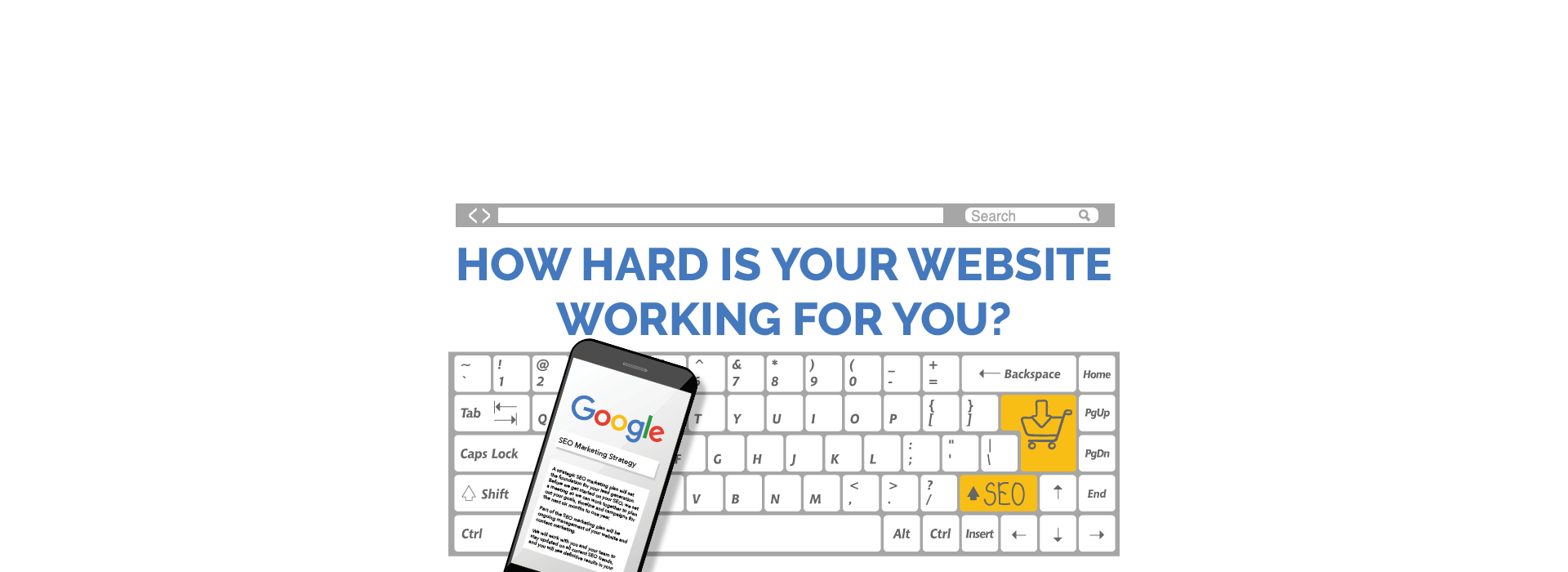 How hard is your website working for you?